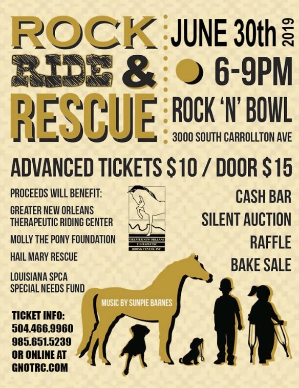 GNOTRC Rock Ride and Rescue 2019