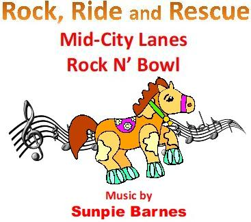 Rock, Ride and Rescue - 2016 at Rock & Bowl